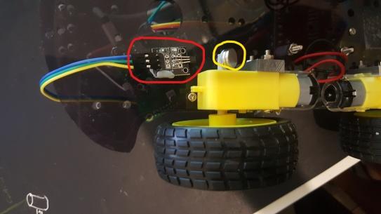 Calculate Speed using Hall effect sensor | Kiran Joy